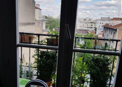 Fenêtre - Chatiere Porte vitrée